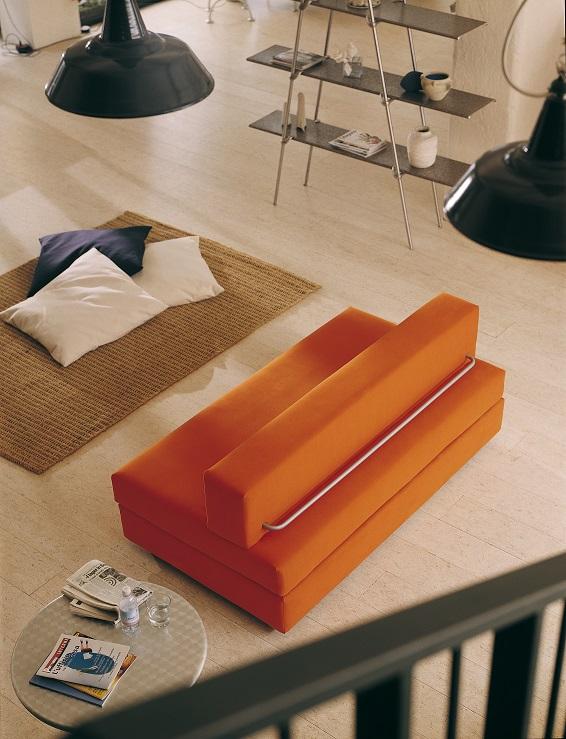 Canapé Lit Garbo Milano Bedding