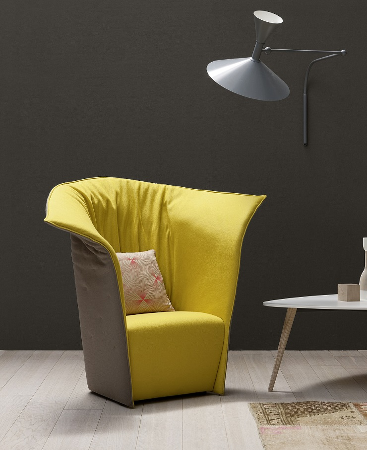 fauteuil Artichoke Novamobili