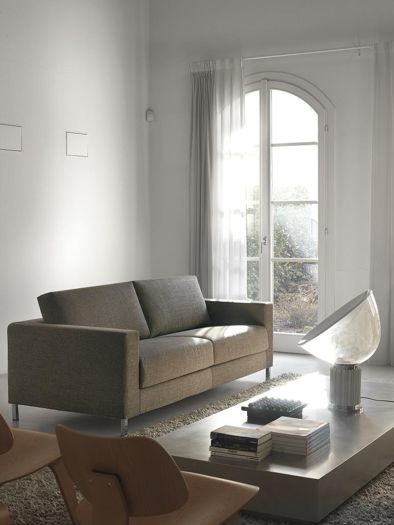 Canap lit james milano bedding chez vestibule paris for Canape lit paris