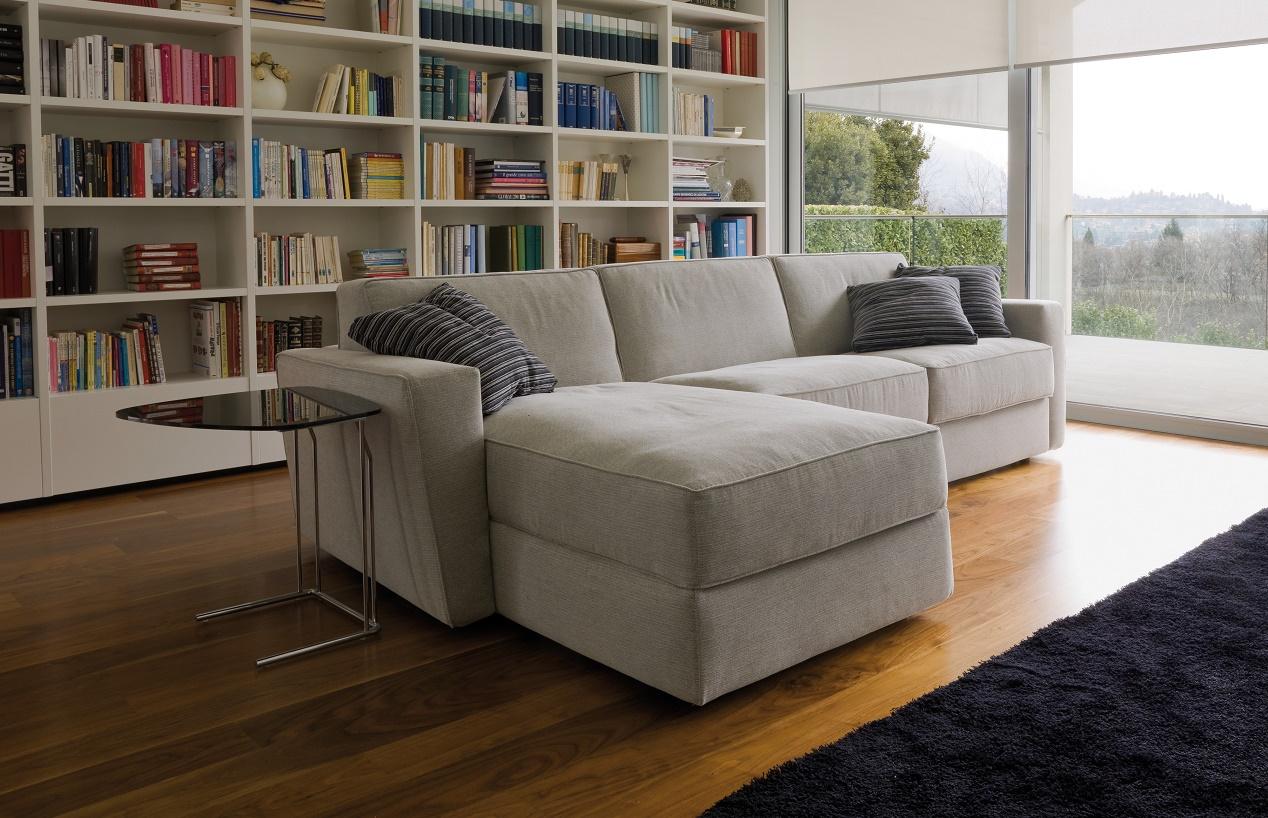 Canapé lit Shorter Angle Milano Bedding