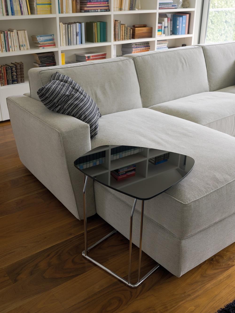 Canapés convertibles d'angle lit Shorter Angle Milano Bedding