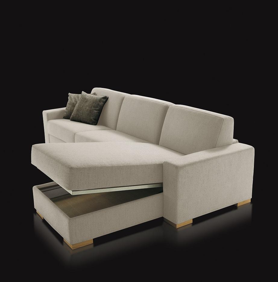 Canapé Lit DUKE Angle Milano Bedding