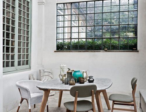 Table de Repas Brick Gervasoni