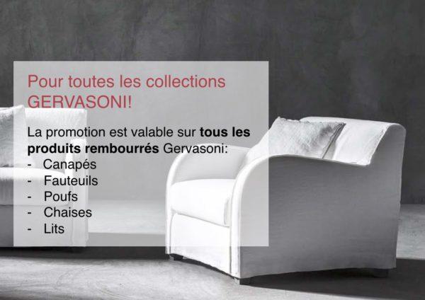 Gervasoni Promotion, Gervasoni Promotion