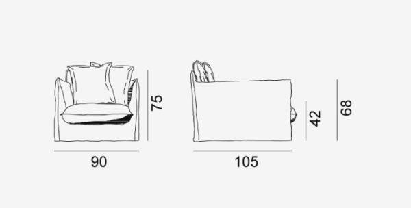 fauteuil-ghost01-gervasoni-vestibule-paris3