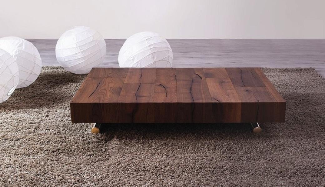 Table relevable Ulisse chêne massif Altacom