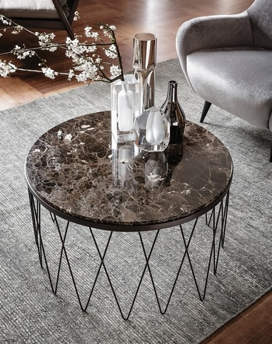 achetez une table basse marbre 9500 vibieffe chez vestibule paris. Black Bedroom Furniture Sets. Home Design Ideas