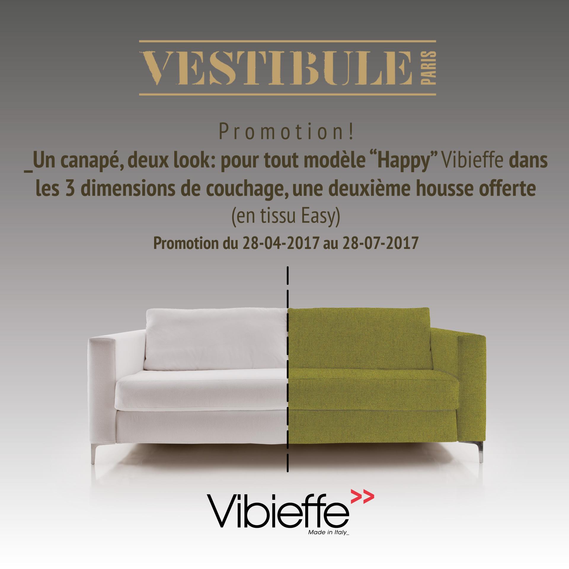Promozione Vestibule Paris
