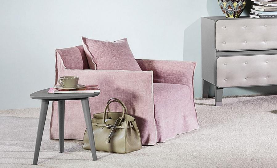 achetez votre fauteuil ghost 05 gervasoni chez vestibule paris. Black Bedroom Furniture Sets. Home Design Ideas