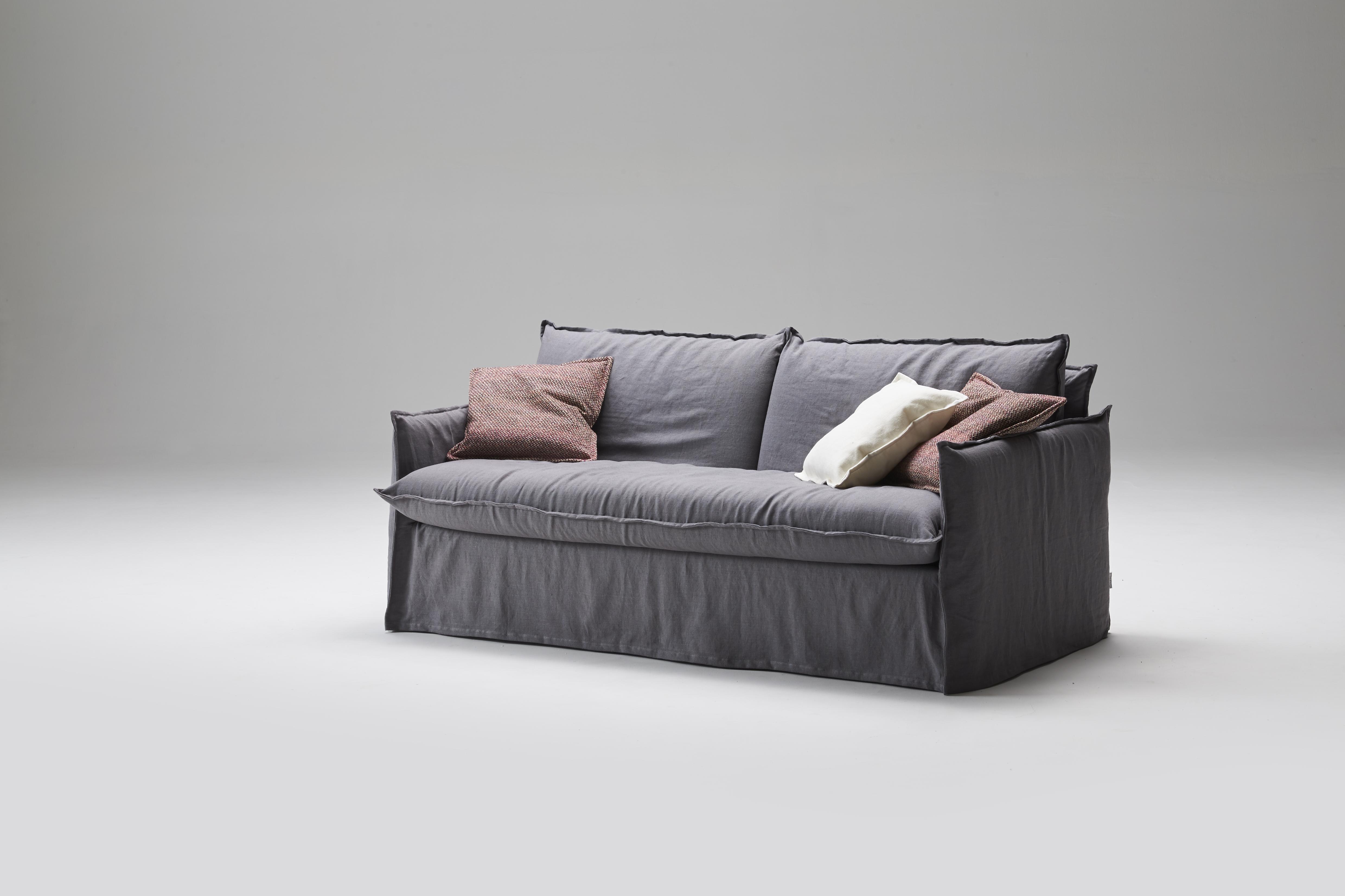 Achetez votre canap lit clarke milano bedding chez for Canape milano