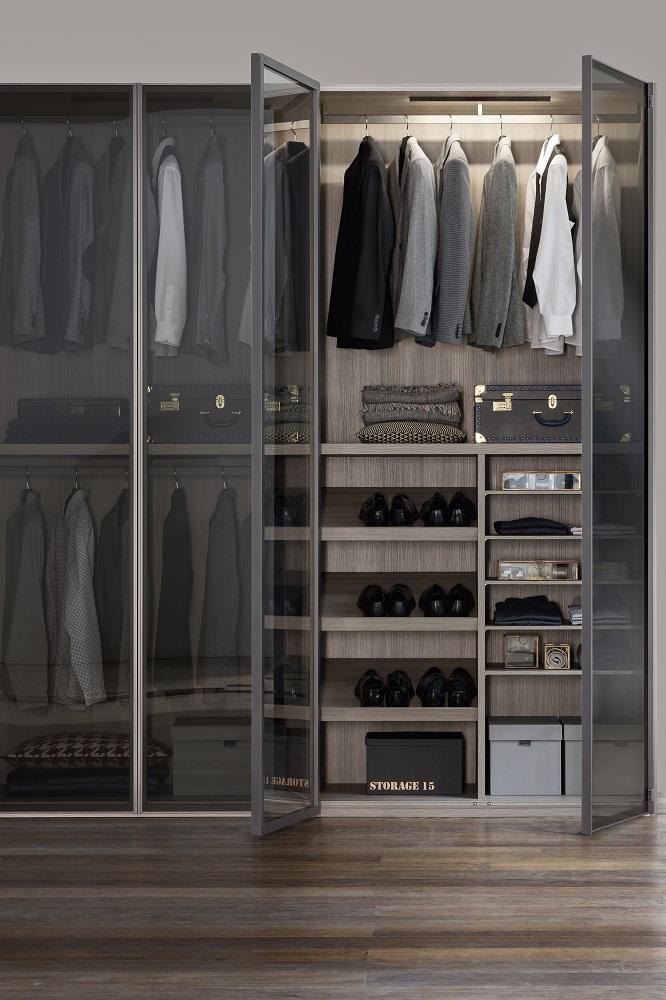 armoire de rangement perry novamobili chez vestibule paris 75003. Black Bedroom Furniture Sets. Home Design Ideas