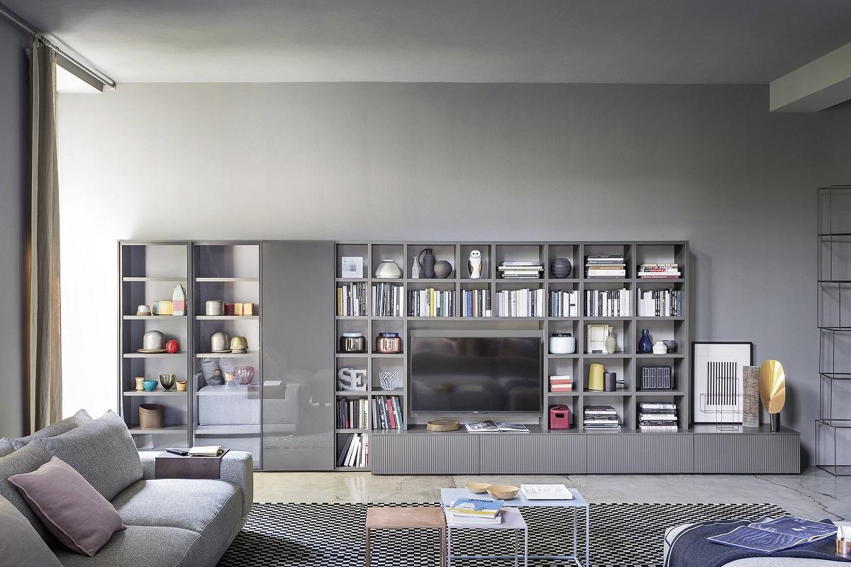 Composez votre meuble tv avec wall 30 novamobili chez for Nova arredamenti