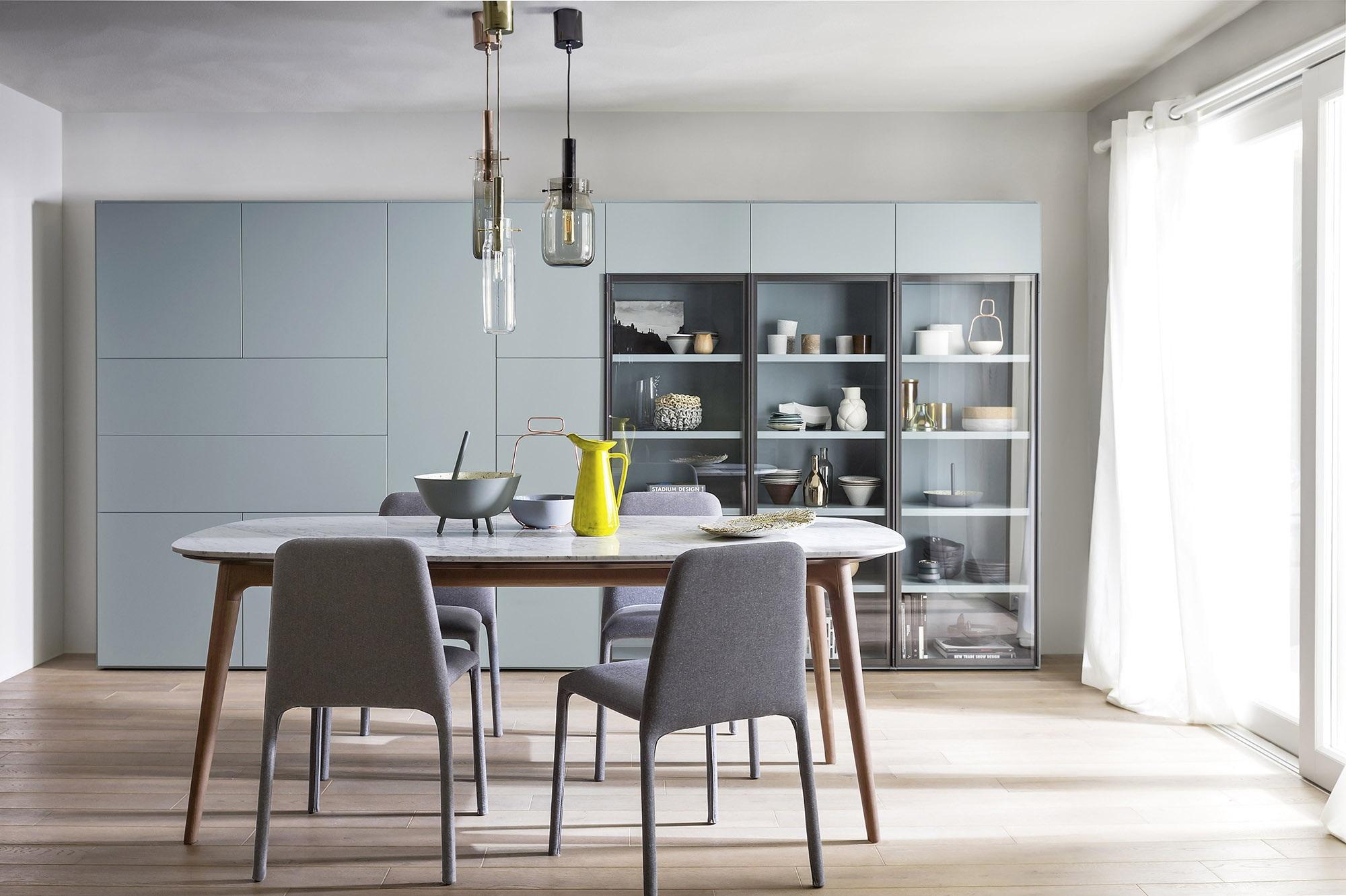 composez votre meuble tv avec wall 30 novamobili chez vestibule paris. Black Bedroom Furniture Sets. Home Design Ideas