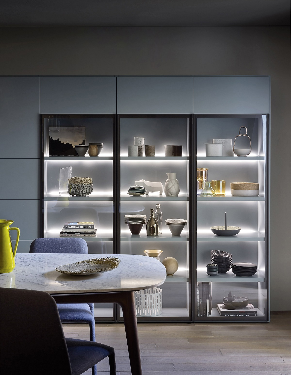 meubles composables wall30 novamobili vestibule paris5. Black Bedroom Furniture Sets. Home Design Ideas