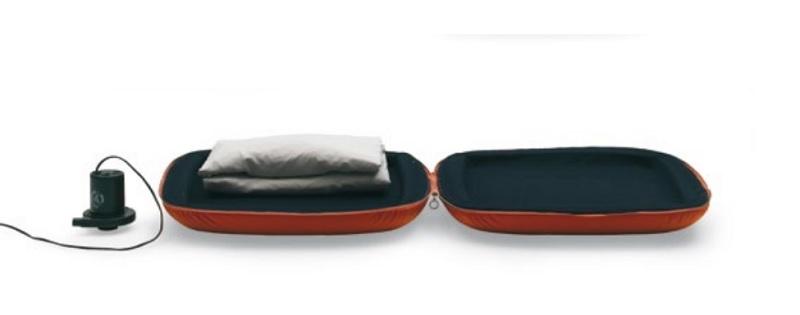 Pouf convertible Q-letto Campeggi