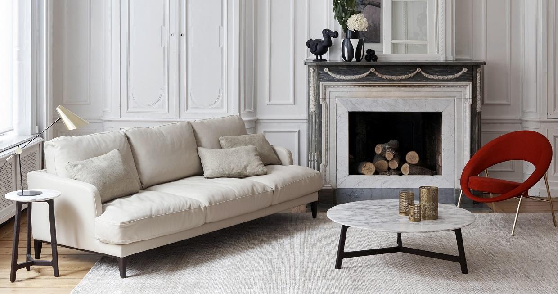 achetez une table basse marais burov chez vestibule paris 75003. Black Bedroom Furniture Sets. Home Design Ideas