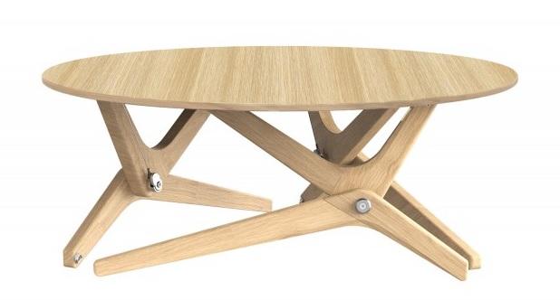 Achetez Une Table Basse Relevable Authentique Boulon Blanc