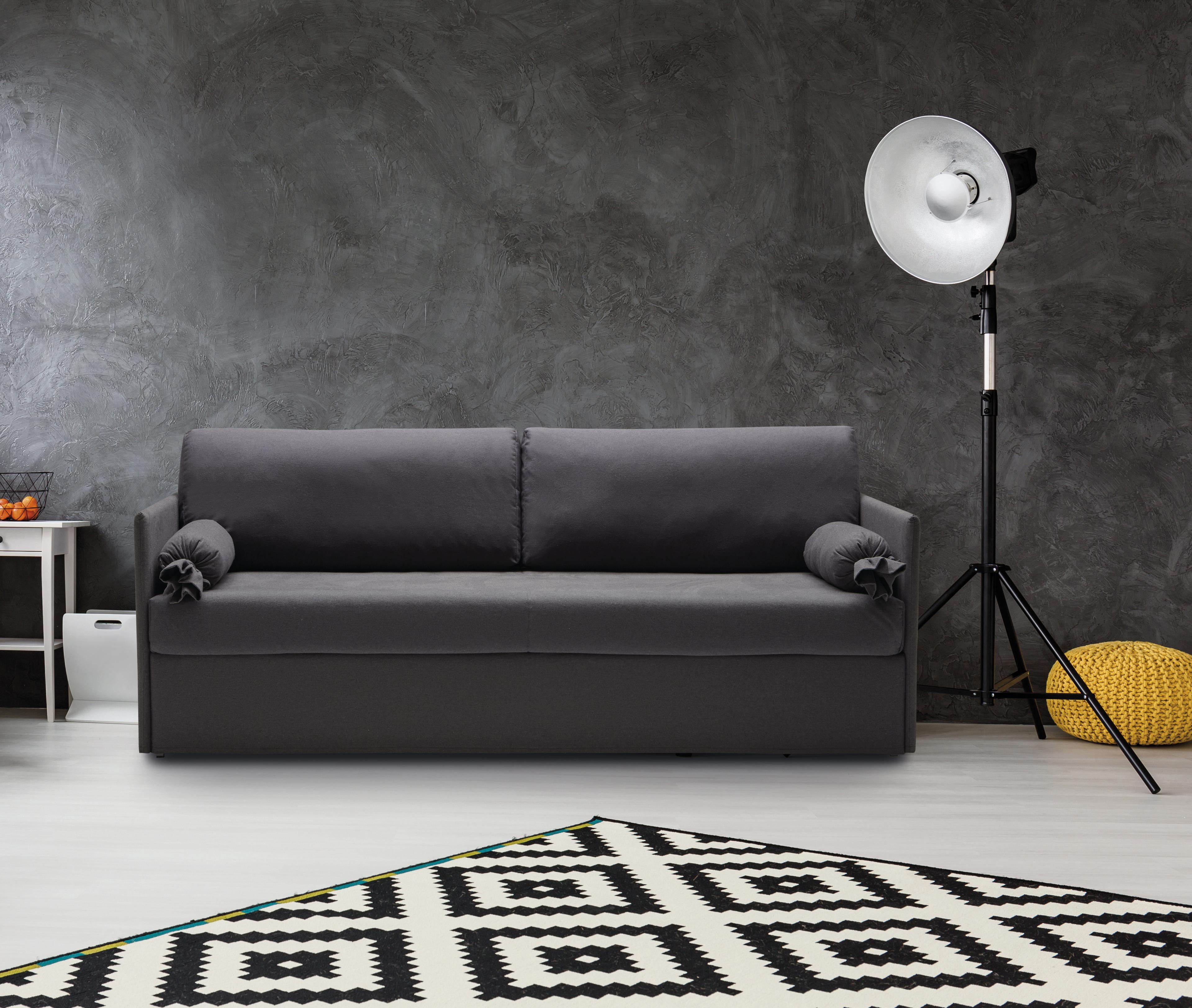 achetez un canap lit gigogne jack milano bedding chez vestibule paris. Black Bedroom Furniture Sets. Home Design Ideas