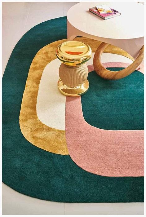 Achetez votre tapis Spirit toulemonde Bochart chez Vestibule Paris