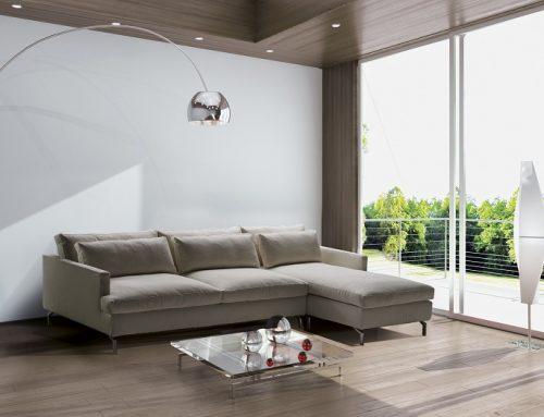 Canapé lit DAVE Angle Milano Bedding