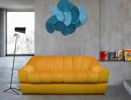 Canapé Lotus Burov
