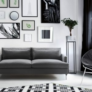 Canapé lit DAVE Milano Bedding