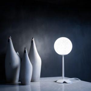 Lampe de table ICEGLOBE Lumen center Italia