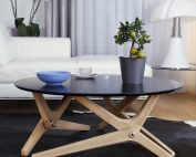 Table basse relevable Epure